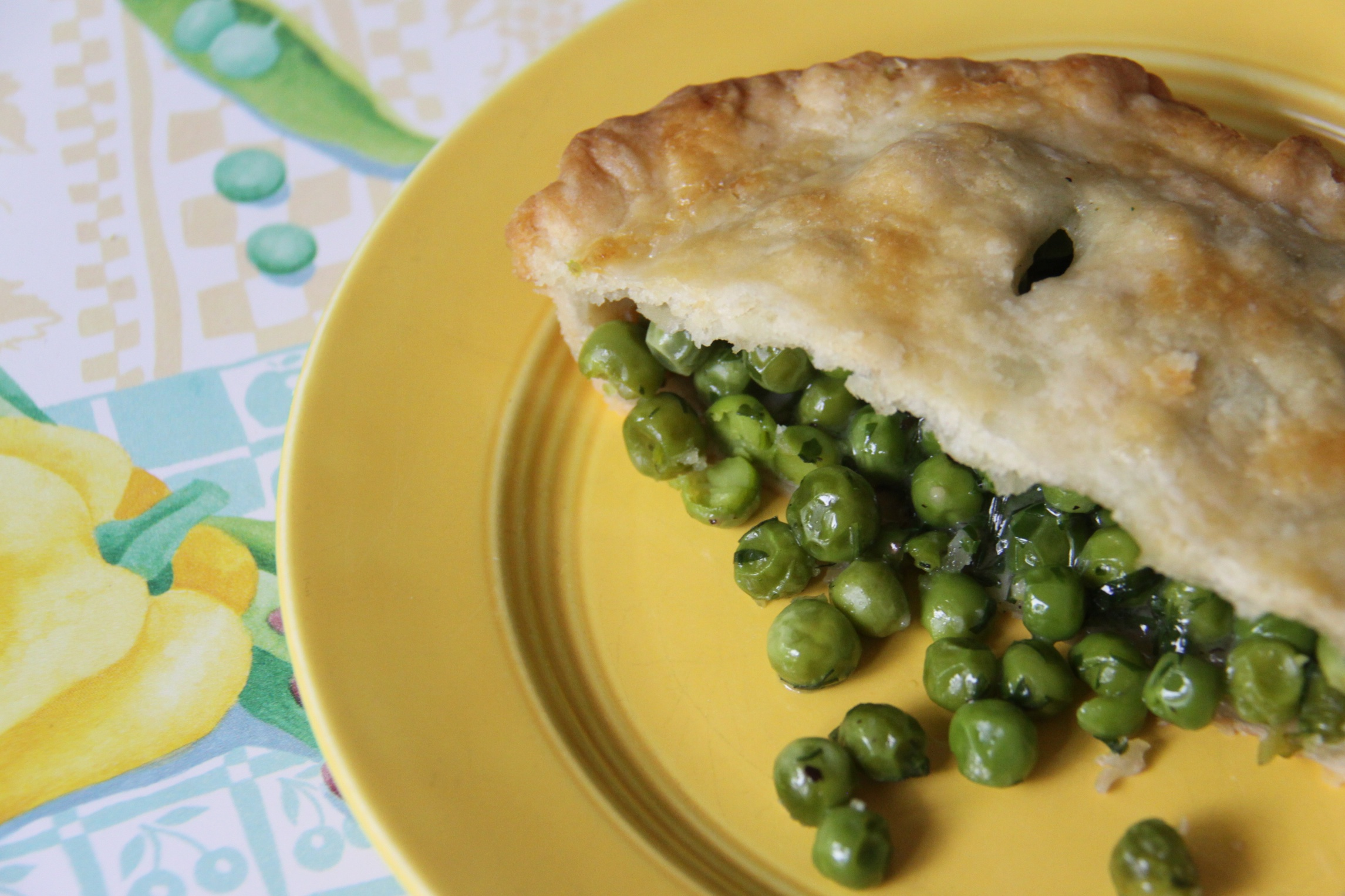 Peas and Pies nude 708
