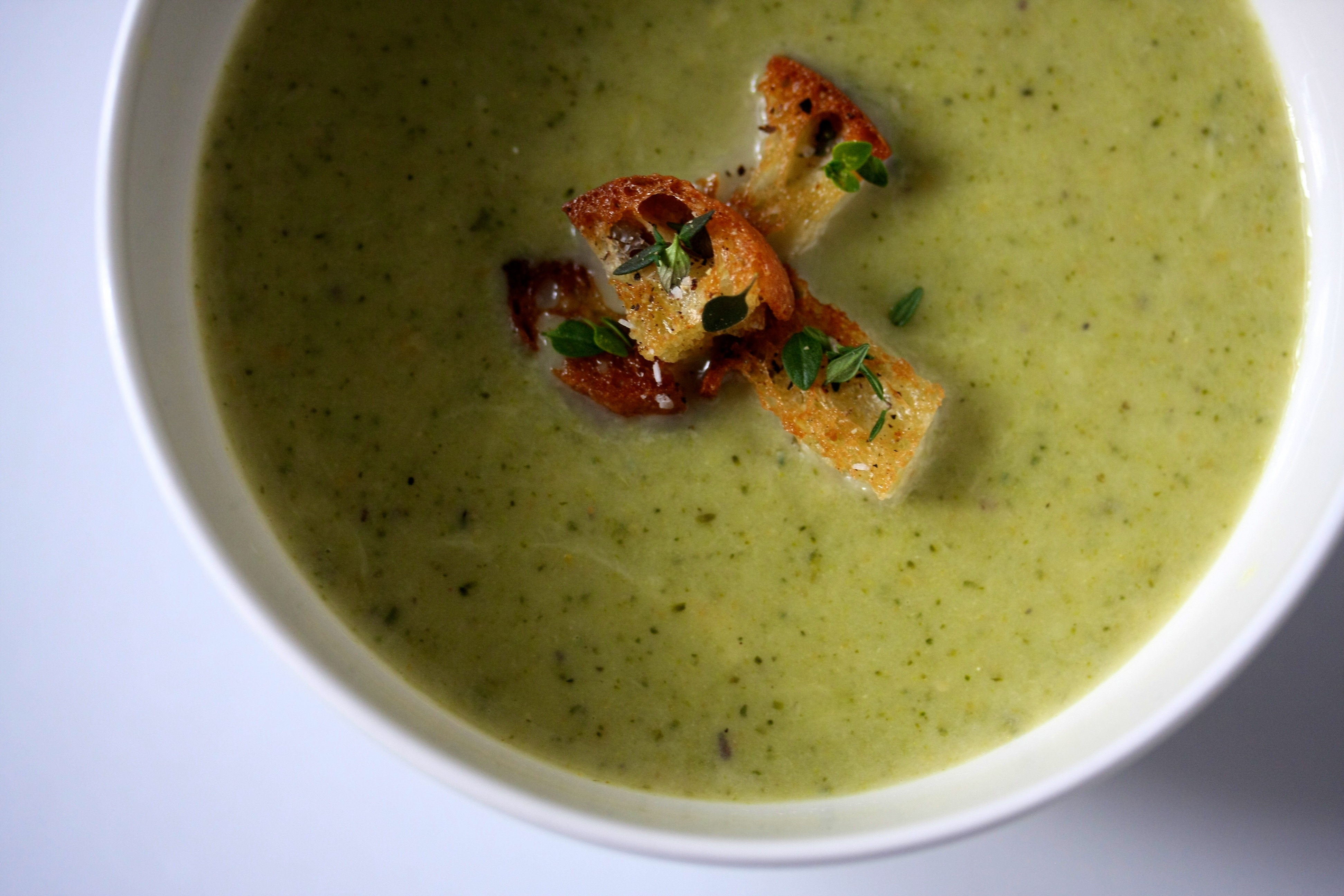 how to make cauliflower soup in tamil