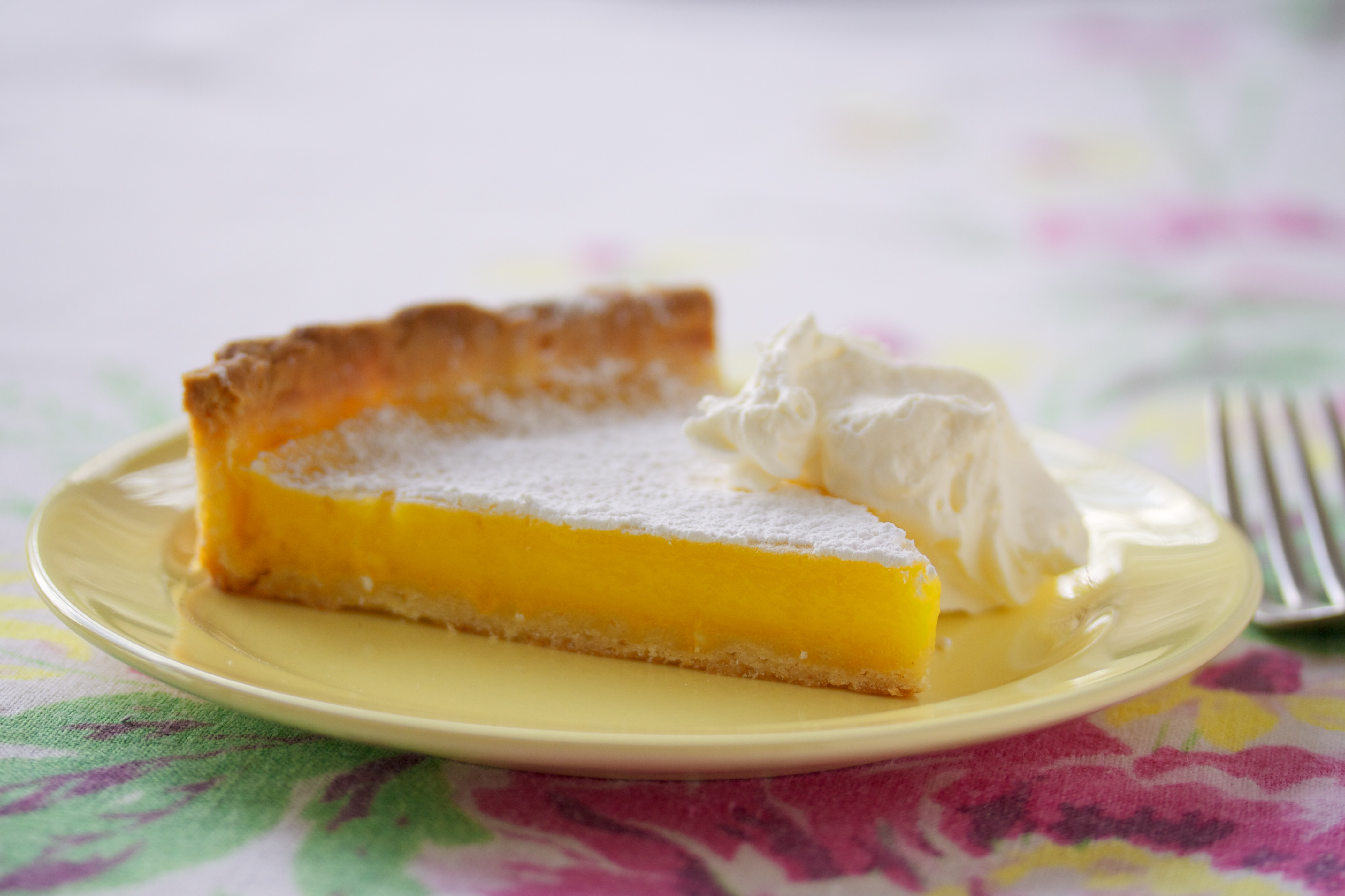 "Putting the ""me"" in ""Lemon Tart"" 