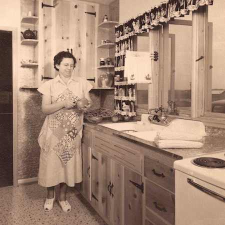 Mamo's kitchen