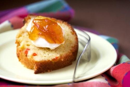 Marmalade Carrot Cake