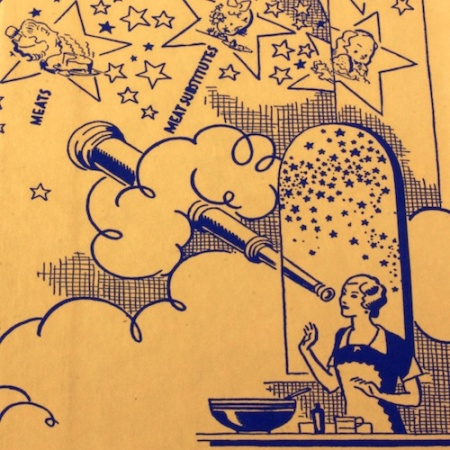 Kitchenology was charmingly illustrated by Rudolph Tandler.