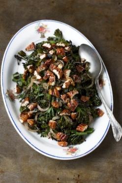 Roasted Broccolini Salad