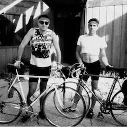 Steve and Paul