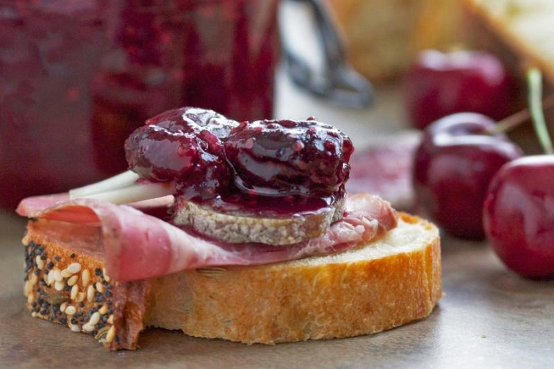 Cherry Mostarda