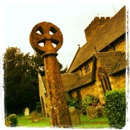 Eardisley churchyard