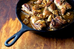 Quail and figs