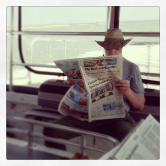 Dewees Island Ferry
