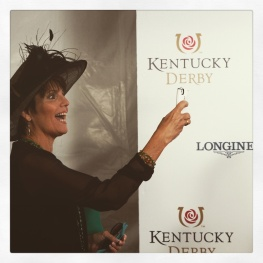 No, that's not Michelle: it's Lucie Arnaz