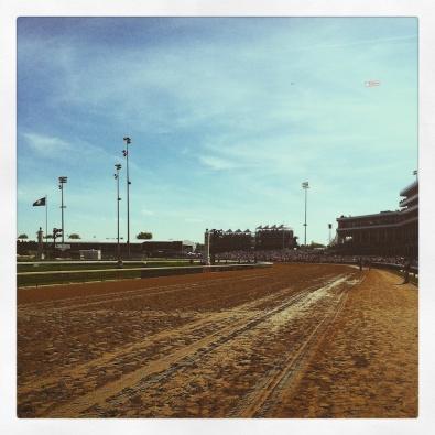 Derby track