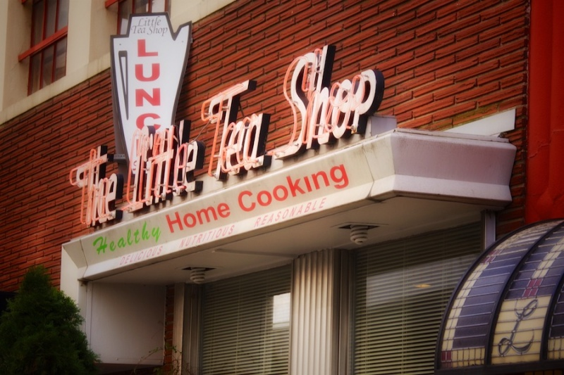 The Little Tea Shop