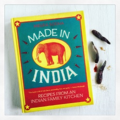 Made in India cookbook