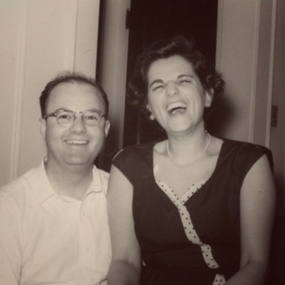Fred and Fil, c. 1952