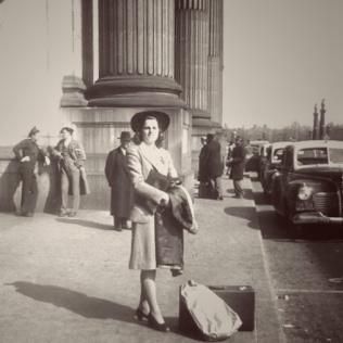 Fil in D.C., 1946