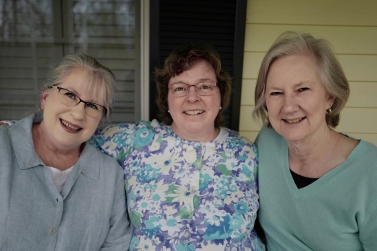 Michelle, Carolyn & Susie